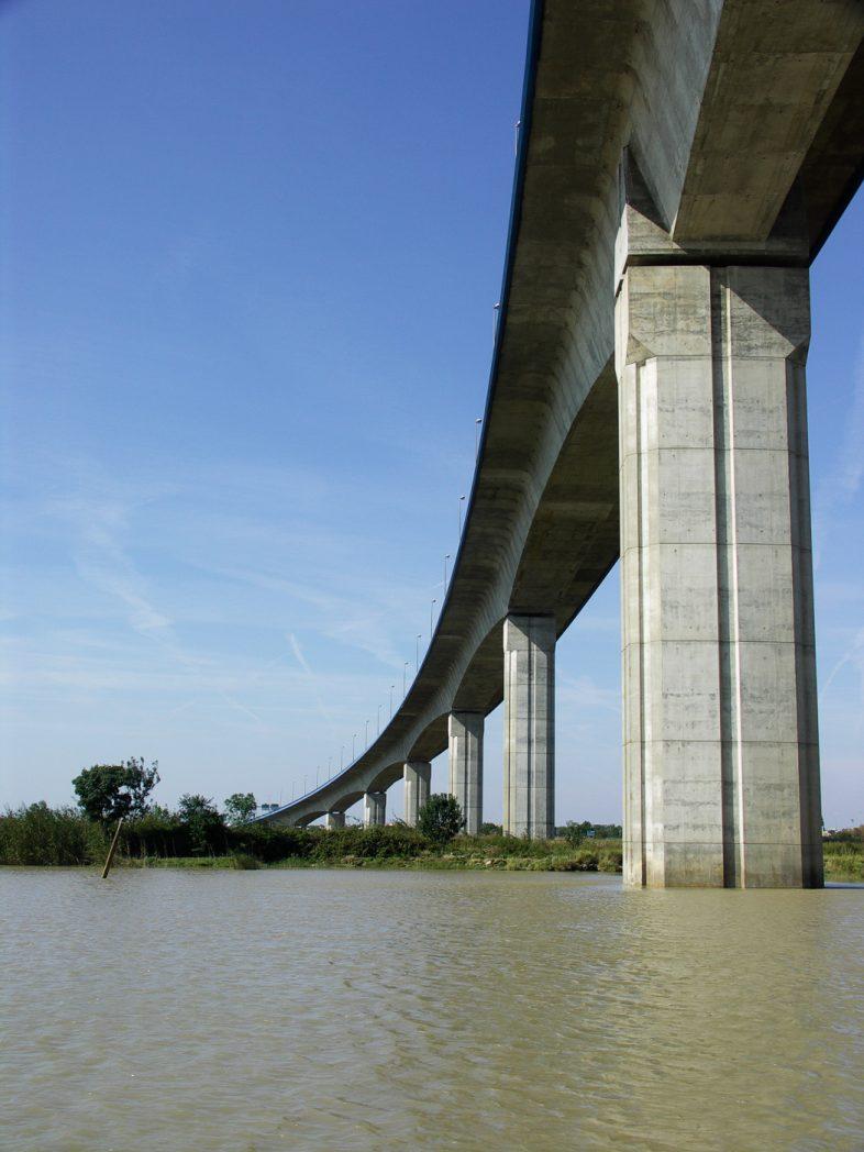 Viaduc de la Charente - Rochefort