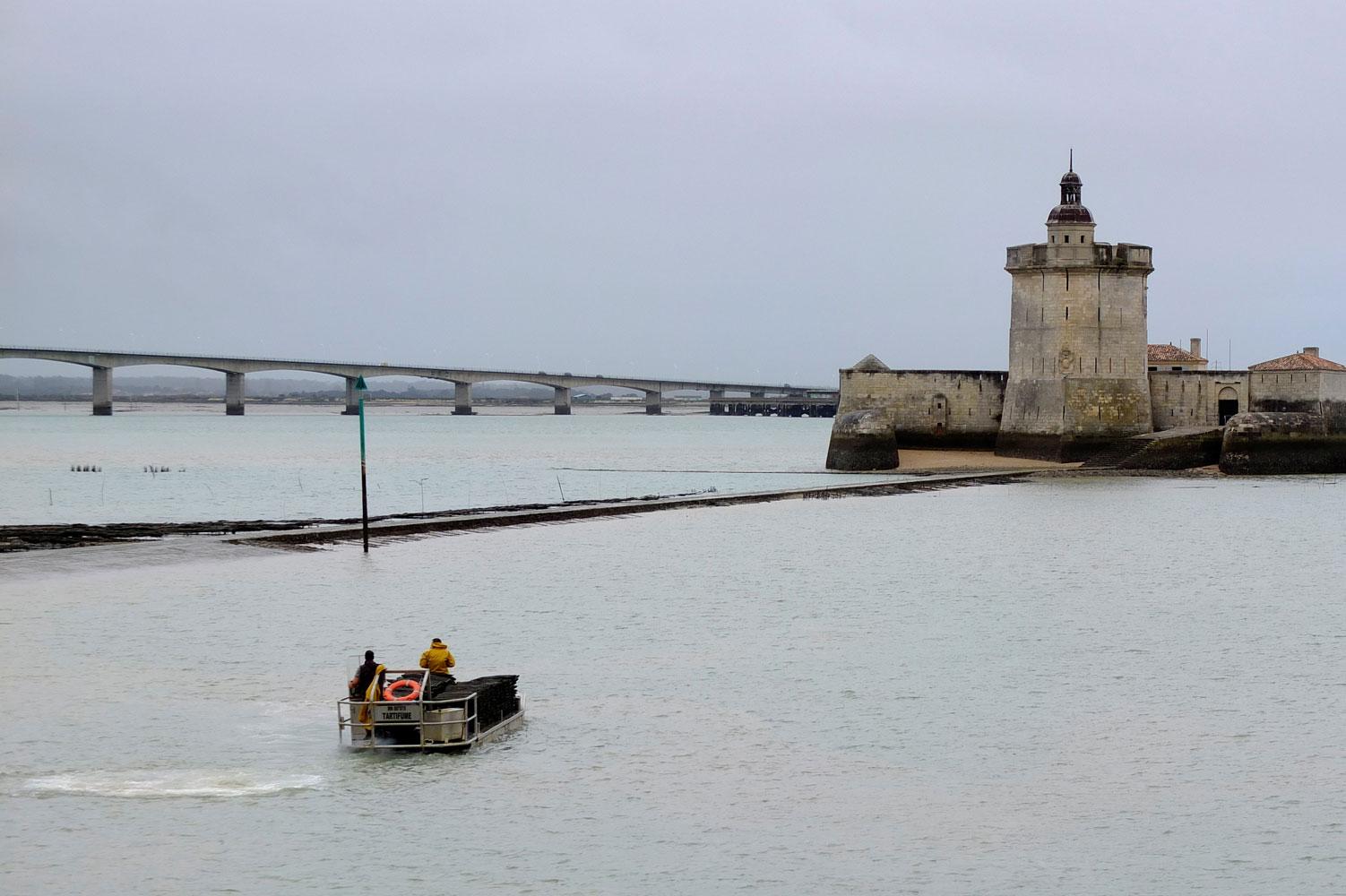 Fort Louvois - Bourcefranc