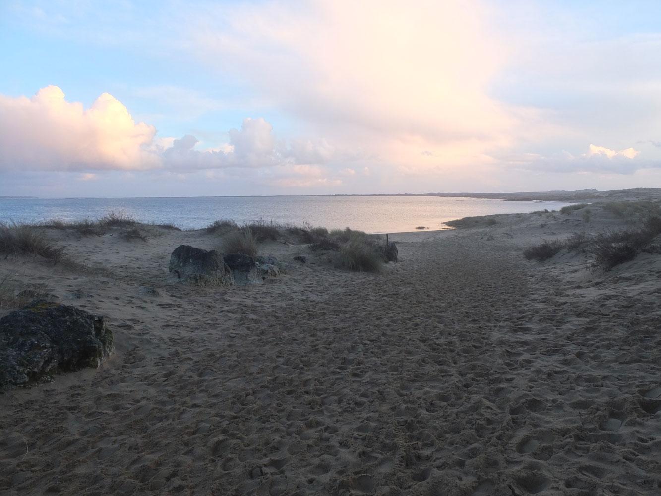 Baie de Bonne-Anse - La Tremblade
