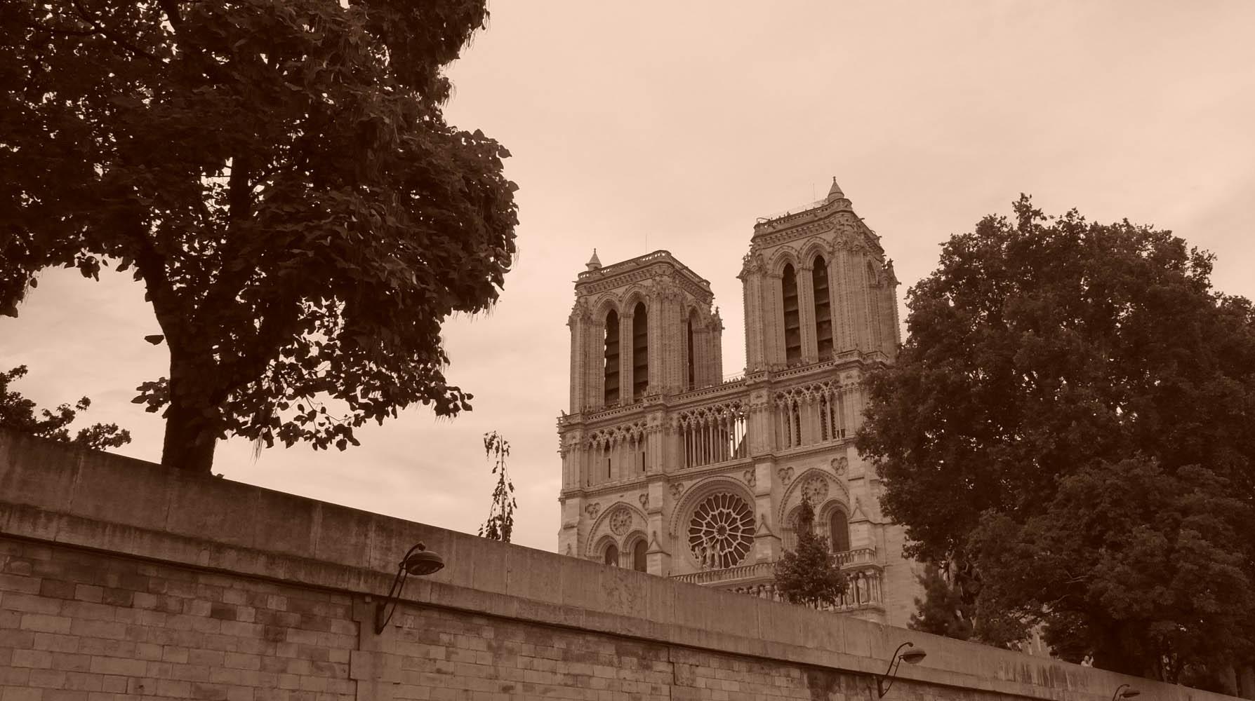 Cathédrale Notre-Dame de Paris - Paris 4