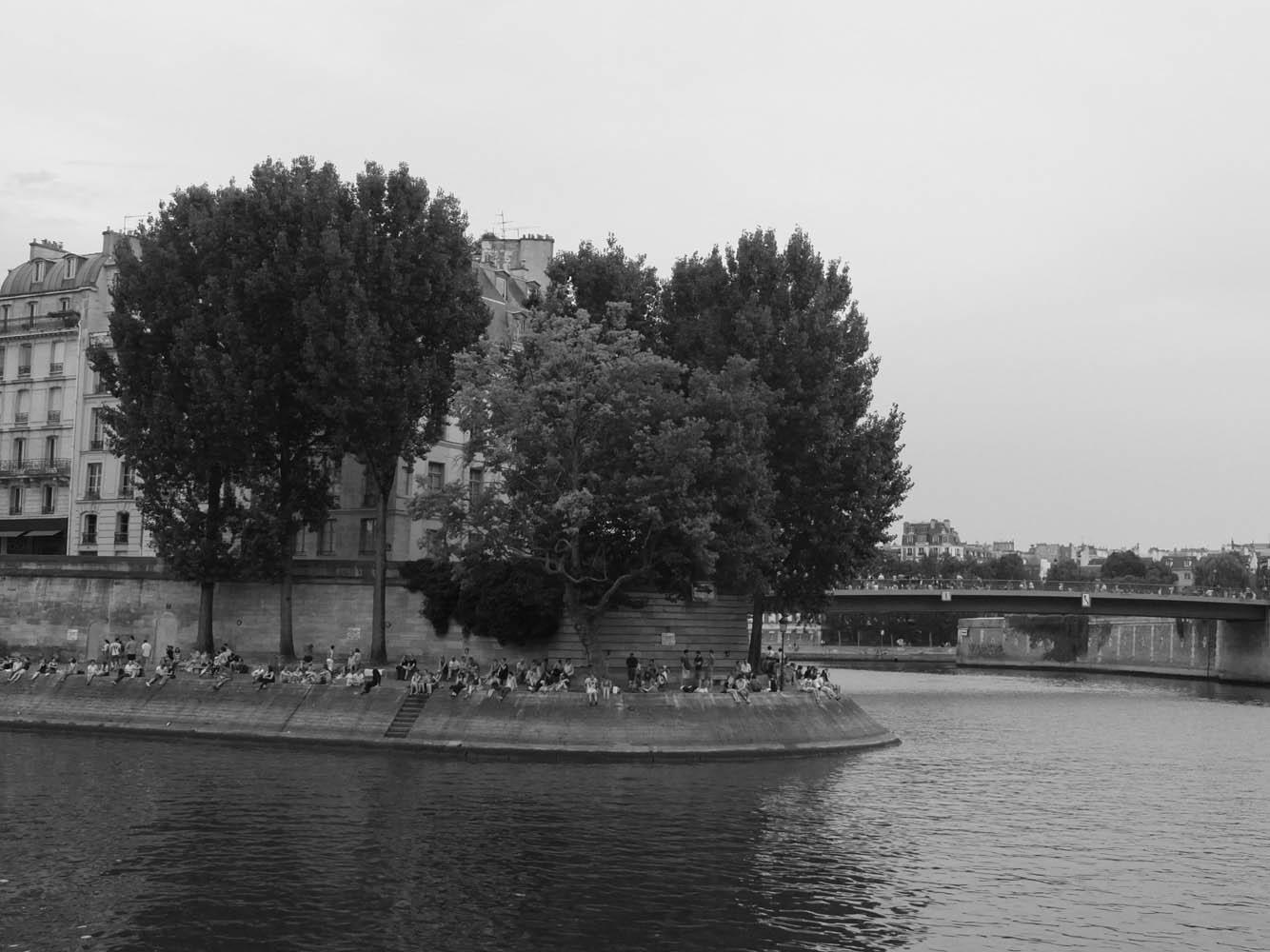Ile Saint-Louis - Paris 4