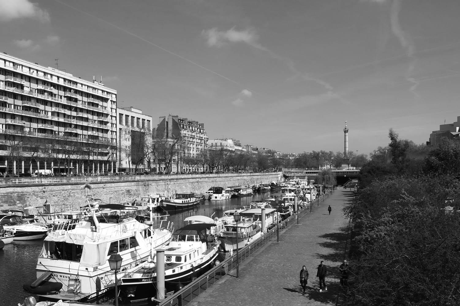 Port de l'Arsenal - Paris 12